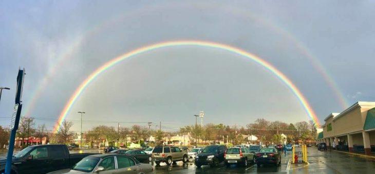 Incredible Double Rainbow Capture